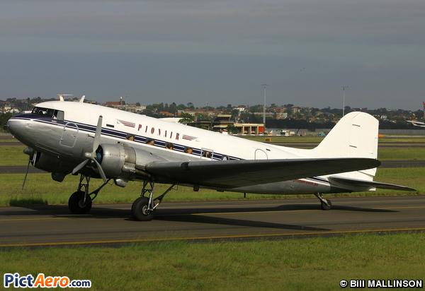 Douglas DC3C-S1C3G (Pionair)