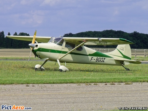 Cessna 170 A (Privé)
