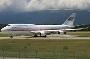 Boeing 747-422