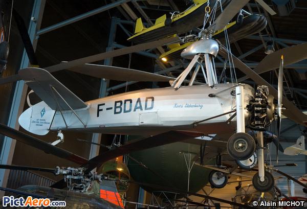 Lioré et Olivier C-302 (Musée de l'Air et de l'Espace du Bourget)