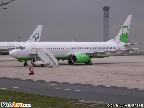 Boeing 737-85F (Air Horizons)