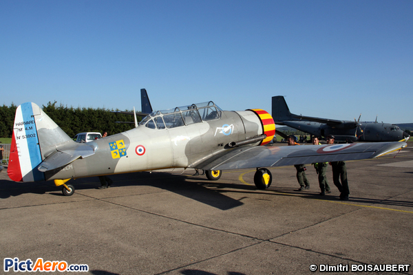AT-6 Harvard Mk 4M (Patrice Lombard)