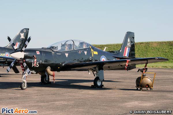 Short S-312 Tucano T1 (UK- AIR FORCE)