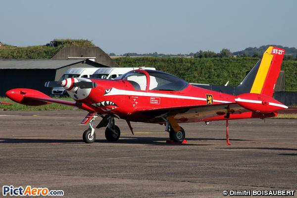 SIAI-Marchetti SF-260M (Belgium - Air Force)
