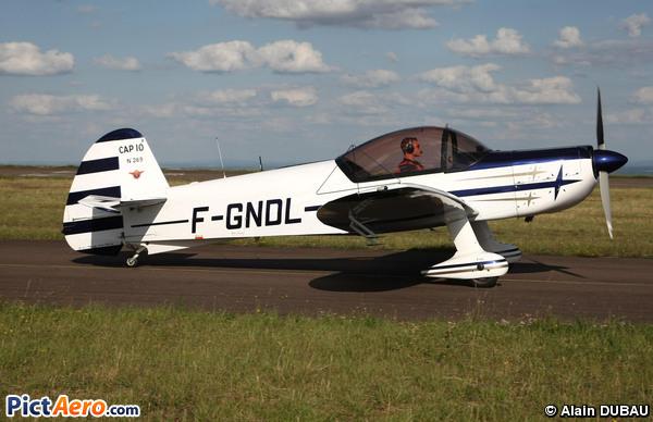 CAP-10B (AERO CLUB DE LA COTE D'OR)