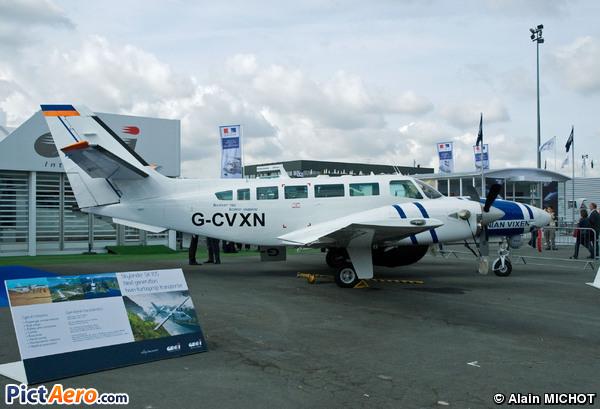 Reims F406 Caravan II (Caledonian Airborne System Ltd)