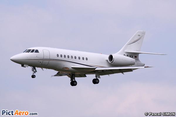 Dassault Falcon 2000EX (ACM Air Charter)