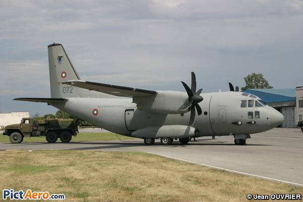 C-27J Spartan (Bulgaria - Air Force)