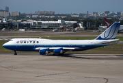 Boeing 747-451 (N105UA)