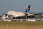 Boeing 747-368 (HZ-AIL)