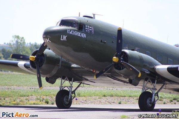 Douglas C-47A Dakota C.3 (Battle of Briain Memorial Flight)