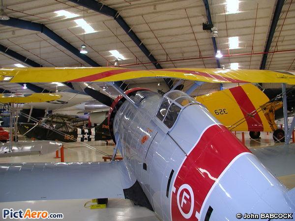 Grumman G-11/19 F3F (Lone Star Flight Museum)