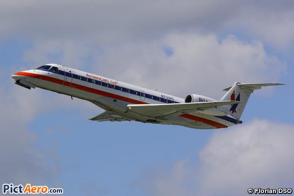 Embraer ERJ-135/140/145 (American Eagle Airlines)