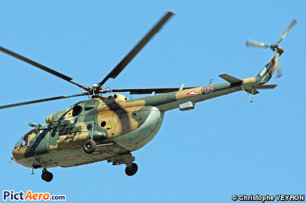 Mil Mi-17 (Hungary - Air Force)