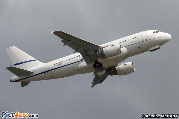 Airbus A319-115X/CJ (SonAir Servico Aereo)