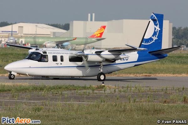Rockwell 690A Turbo Commander (Wermlandsflyg)