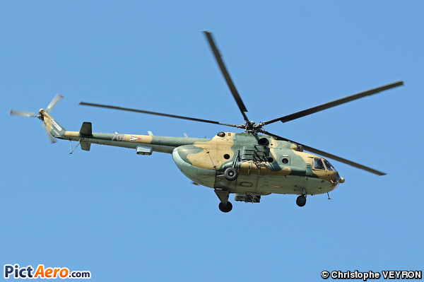 Mil Mi-17 (Hungary - Air Force)