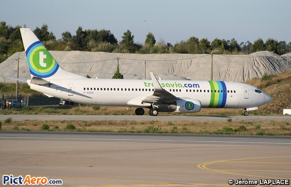 Boeing 737-85H/WL (Transavia France)