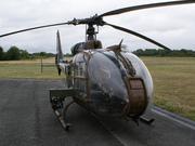 Aérospatiale SA-341F Gazelle (F-MGQT)