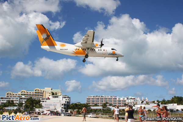 De Havilland Canada DHC-8 103 (Caribbean Sun Airlines)