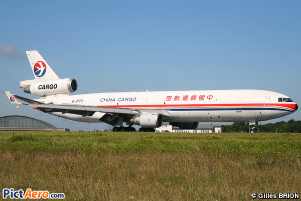 McDonnell Douglas MD-11/F (China Eastern Cargo)