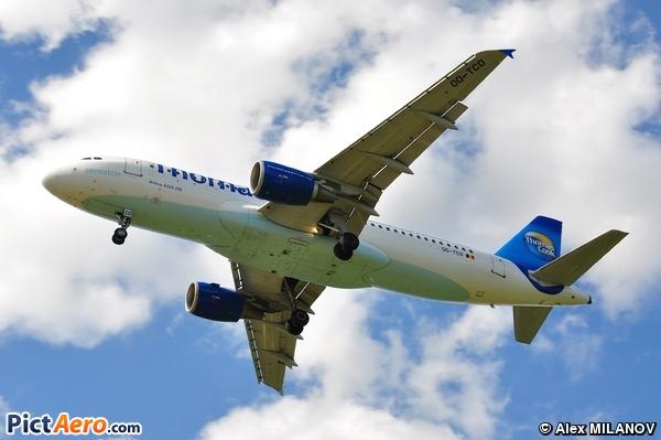 Airbus A320-214 (Thomas Cook Airlines Belgium)