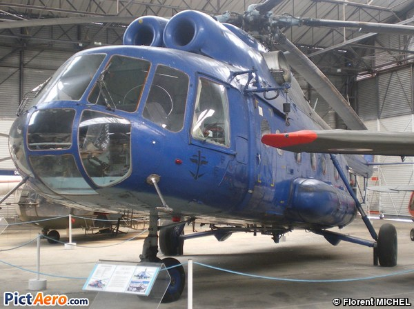 Mil Mi-8 Hip (Germany - Army)