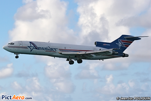 Boeing 727-2K5/Adv (Amerijet International)