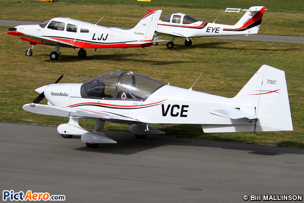 Alpha 160A (Canterbury Aero Club)