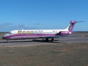 McDonnell Douglas MD-87 (DC-9-87) (EC-KRV)