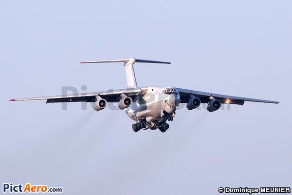 Ilyushin IL-76TD (SKY GEORGIA)