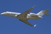 Bombardier BD-700-1A11 Global 5000 (HB-JRR)