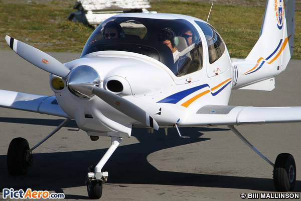Diamond DA-40 Diamond Star (Massey University School of Aviation)