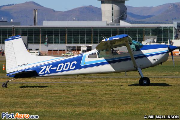 Cessna A185F Skywagon (Private)