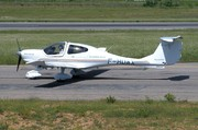 Diamond DA-40D Diamond Star (F-HDAX)