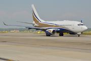 Boeing 737-74Q BBJ (TT-ABD)