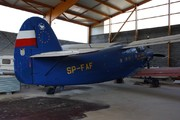 Antonov An-2T (SP-FAF)
