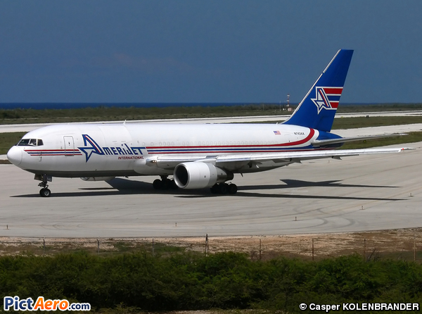 Boeing 767-232/BDSF (Amerijet International)