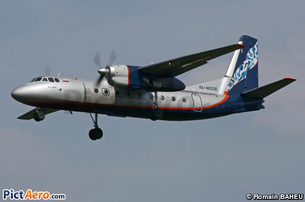 Antonov An-24RV (Aeroflot-Nord)