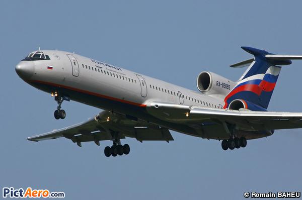 Tupolev Tu-154M (Aeroflot)