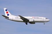 Boeing 737-3H9 (YU-ANW)