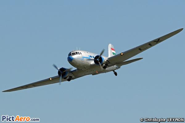 Lisunov Li-2 (Malév Hungarian Airlines)