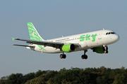 Airbus A320-211 (TC-SKJ)