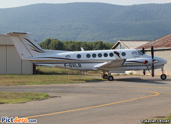 Beech Super King Air 350 (JDP France)