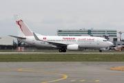 Boeing 737-7L9 (TS-IEB)