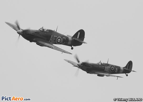 Hawker Hurricane MK XII (Spitfire Ltd)