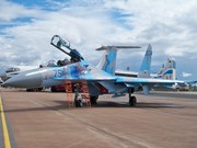Sukhoi Su-27/30/33/37 Flanker