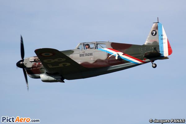 Morane-Saulnier MS-406-C1 (Association Morane Charlie Fox)