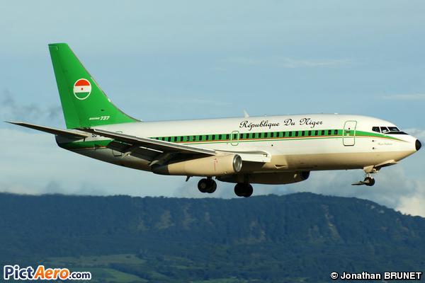 Boeing 737-2N9C/Adv (Niger - Republique du Niger)