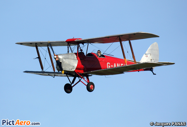 De Havilland DH-82A Tiger Moth (Private)